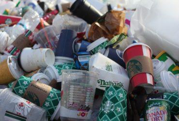 Un tas d'ordures