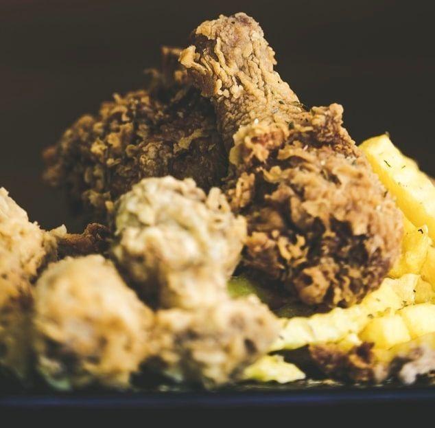 Des nuggets de poulet de KFC
