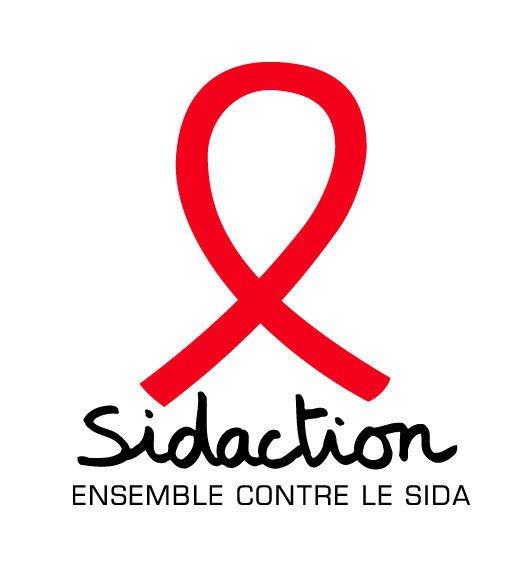 Le Logo de Sidaction.