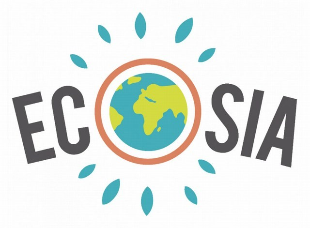 Logo du moteur de recherche écolo Ecosia.