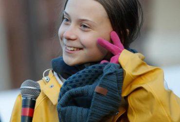 Greta Thunberg, figure du mouvement pour le climat.
