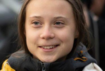 """La militante écologiste suédoise de 17 ans Greta Thunberg a lancé le mouvement """"Fridays for future"""" en 2019."""