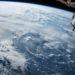La Terre, vue de l'espace.